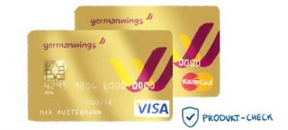 Germanwings Gold Kreditkarten