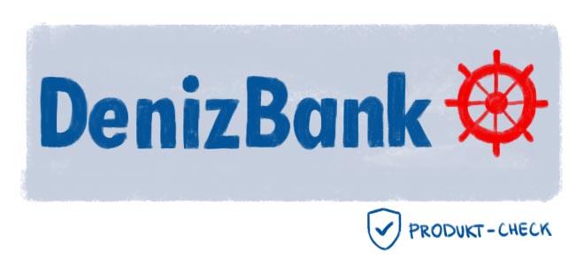 Das Logo der DenizBank AG