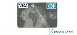Die DKB Visa-Karte