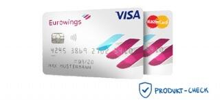 Die Eurowings Kreditkarten Classic im Produkt-Check
