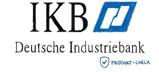 Das Logo der IKB