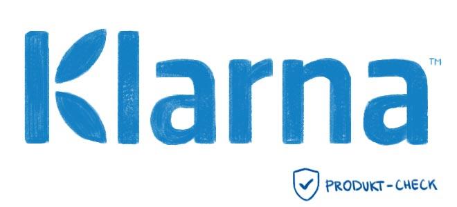 Das Logo von Klarna