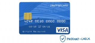 Die payango Card im Produkt-Check