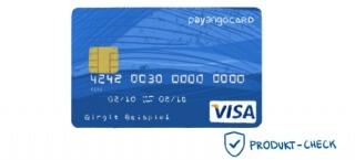 Die payango Card im Produkt-Check