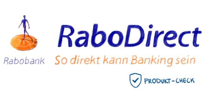 Das Logo der RaboDirect Bank