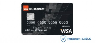 Wüstenrot-Visa-Premium