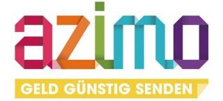 Das Logo von azimo.com