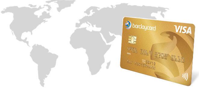 Die Barclaycard Gold Visa im Produkt-Check