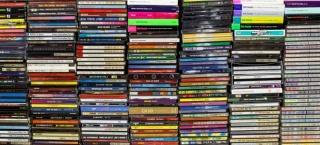 Eine CD Sammlung