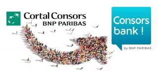 Cortal Consors wird zur Consorsbank