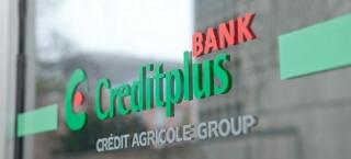 Fotologo der Creditplus Banl