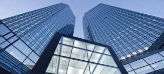 Die neuen Deutsche Bank-Tuerme