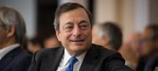 Mario Draghi im Mai 2015