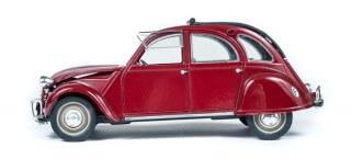 Die Ente von Peugeot