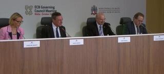 Pressekonferenz der EZB in Malta - Oktober 2015