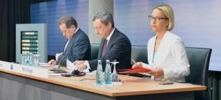 Die EZB Pressekonferenz