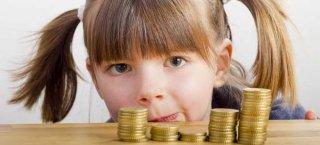 Festgeld gibt es auch für Kinder