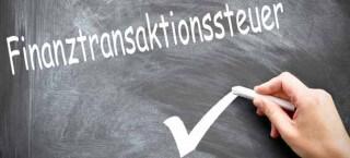 Finanztransaktionssteuer ab 2016