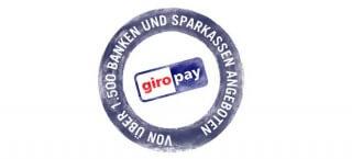 An diesem Siegel erkennen Sie Shops mit Giropay Verfahren