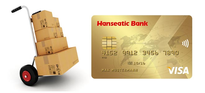 die goldcard der hanseatic bank im produkt check auf. Black Bedroom Furniture Sets. Home Design Ideas