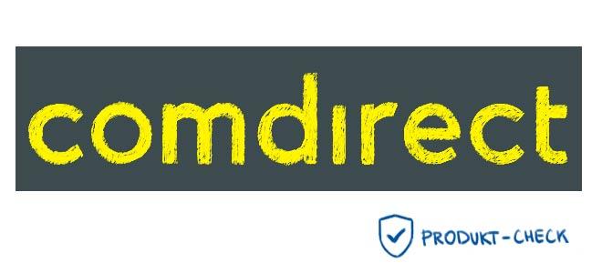 Das Logo der comdirect Bank