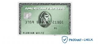 Die American Express Card im Produkt-Check