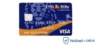 Die kostenlose Kreditkarte zum Girokonto der ING-DiBa
