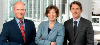 Das Management Team der MoneYou Bank