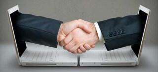 Einen Vertrag online abschließen