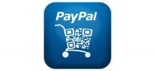PayPal QRShopping Icon