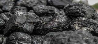 Kohle ist ein Rohstoff