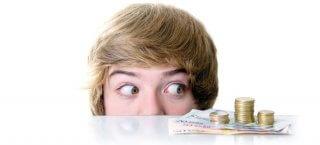 Das Taschengeldkonto ist Ideal um den Umgang mit Geld zu erlernen
