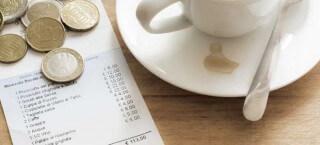 Trinkgeld geben mit der Kreditkarte